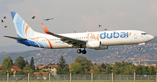 ✈ Flydubai is increasing Dubai-Sarajevo flights to 12 weekly!