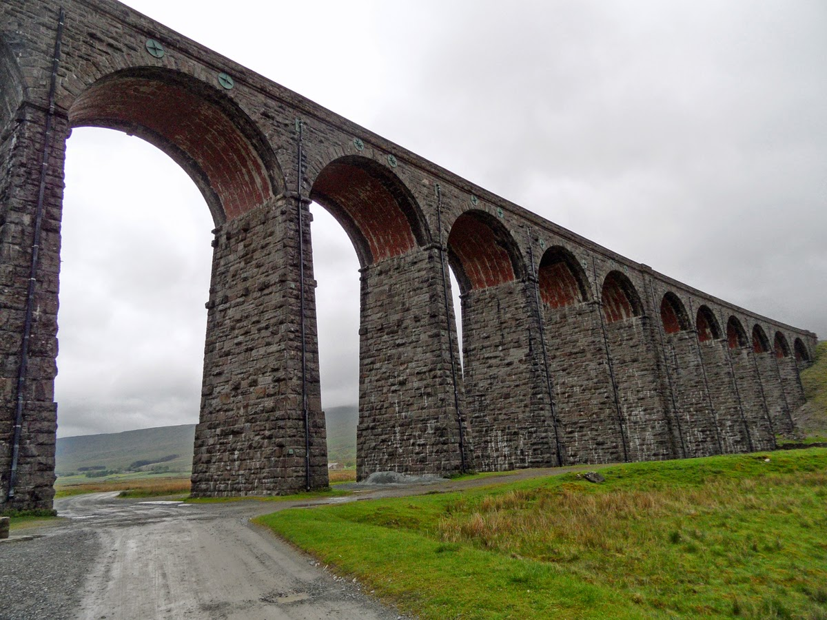 The Happy Pontist Yorkshire Bridges 6 Ribblehead Viaduct