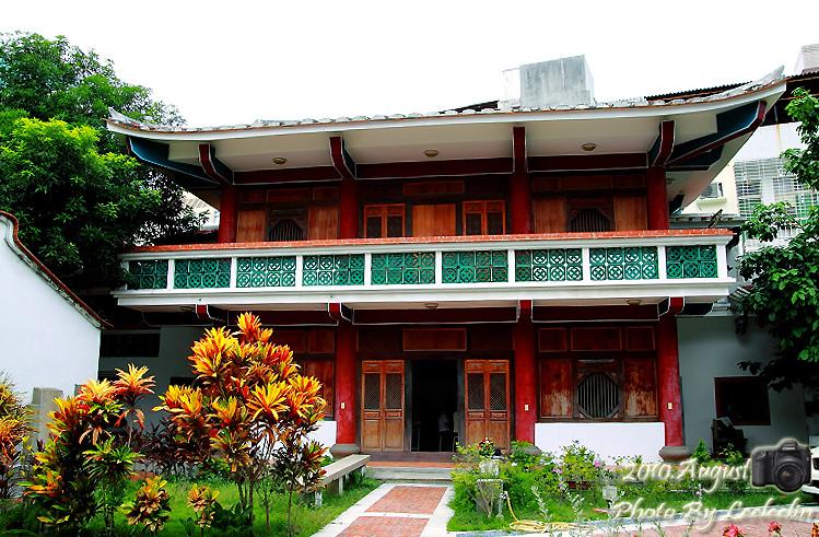 台南260年歷史景點古蹟|西華堂|近台南公園
