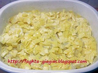 Πατάτες ογκρατέν - από «Τα φαγητά της γιαγιάς»