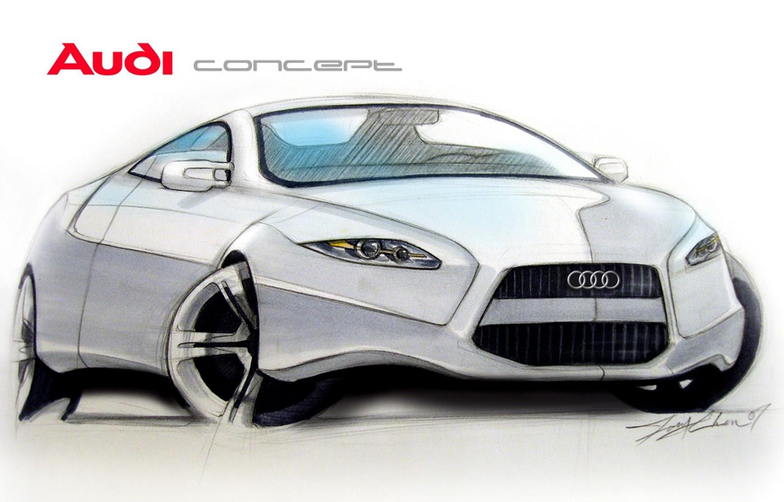 Sci Fi Sports Hover Car