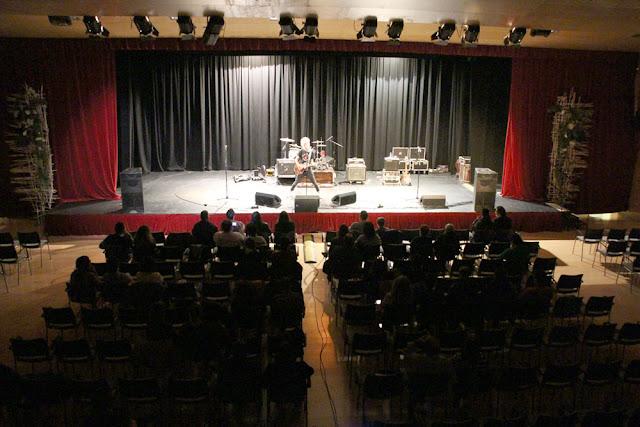 Concierto acústico del programa RockFM Museum