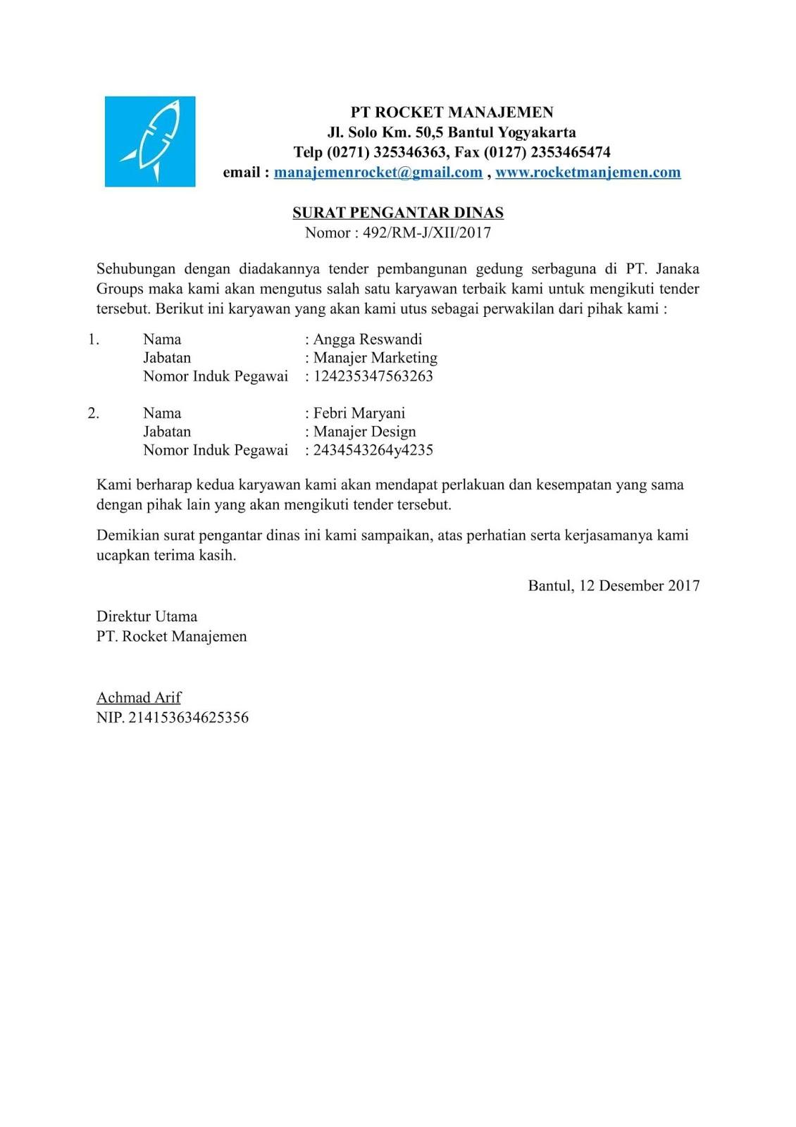 Contoh Surat Audiensi Ke Menteri