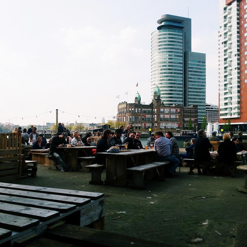 Fenix Food Factory Rotterdam (Netherlands)    Wanderwings