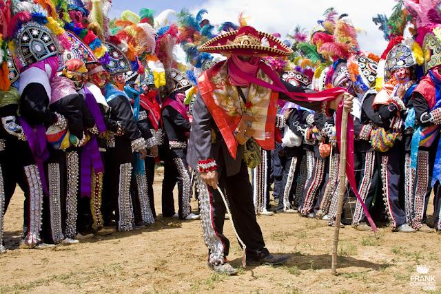 Fiestas y costumbres de Oaxaca