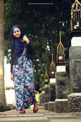 hijab model vogue model hijab wisuda sederhana