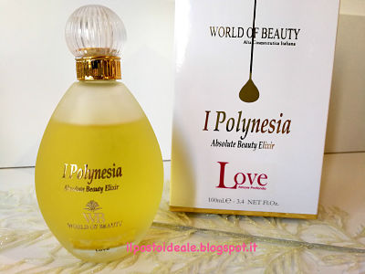 World of Beauty Love Elixir