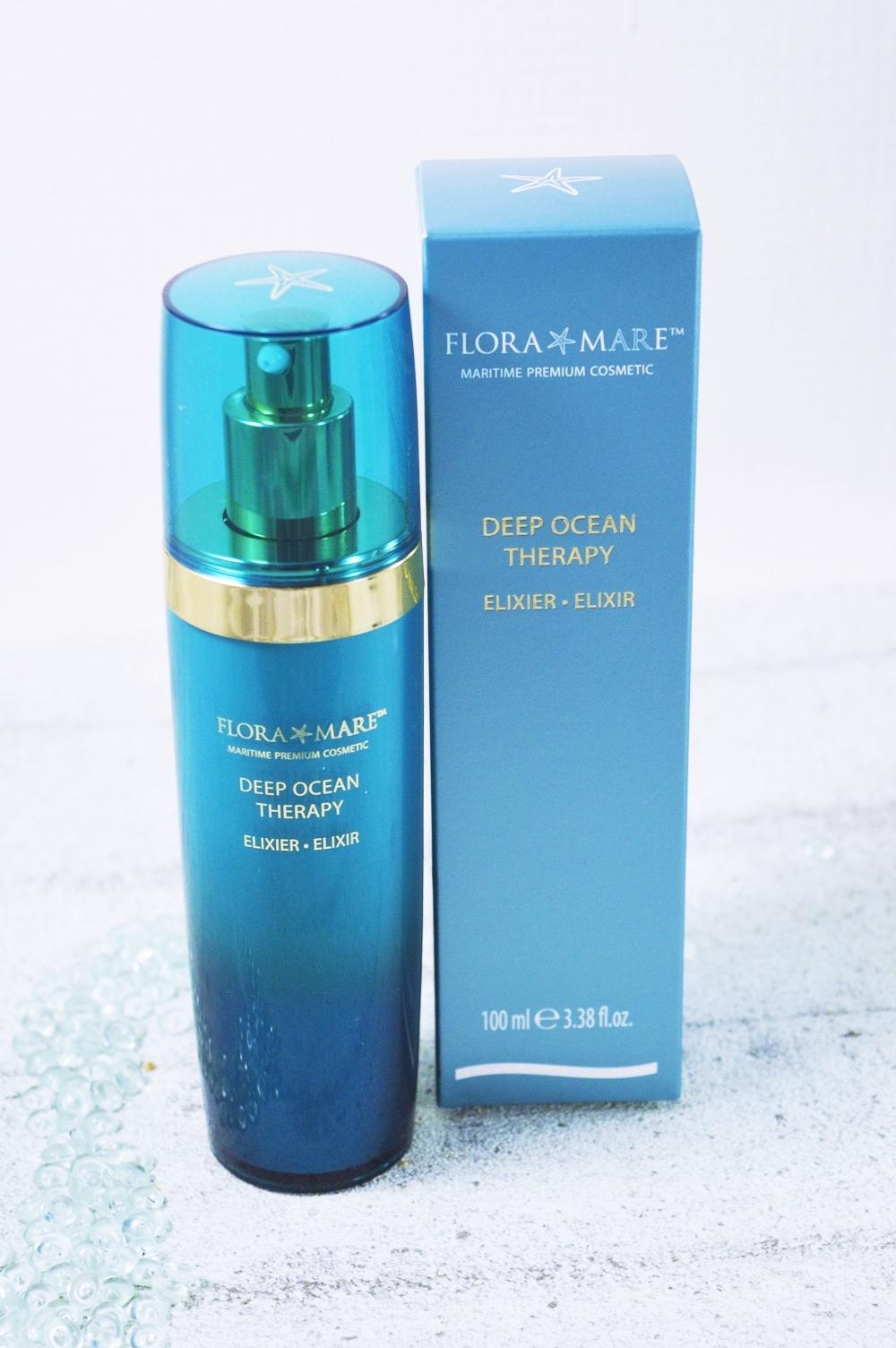 Deep Ocean Therapy Elixier von FLORA MARE