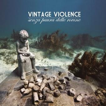 I Vintage Violence presentano il video ufficiale di Senza paura delle rovine