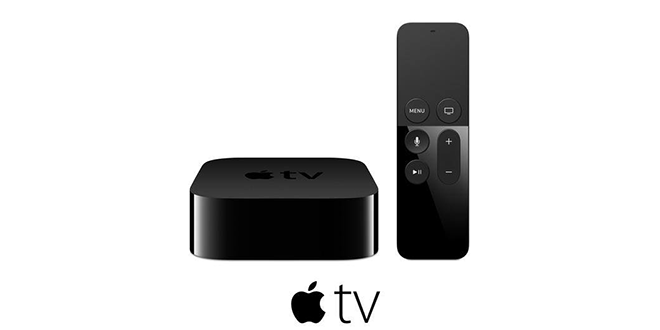 Apple TV with tvOS announced