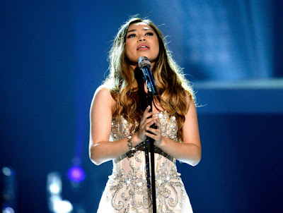 Jessica Sanchez was a runner-up at the American Idol season 11