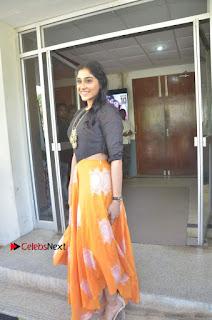 Actress Regina Candra Stills at Maanagaram Movie Press Meet  0020.jpg