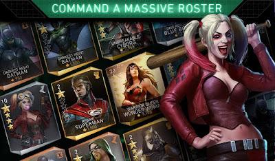 Download Injustice 2 Mod Apk High Damage 1.5.0 Terbaru