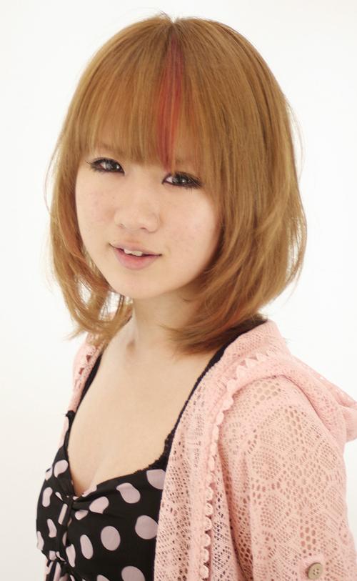 Marvelous Women Fashion Hairstyle Japanese Hairstyles Hairstyles For Men Maxibearus
