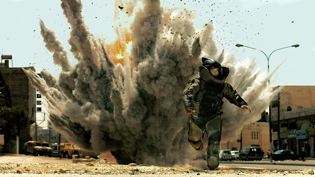 Sinopsis film The Hurt Locker