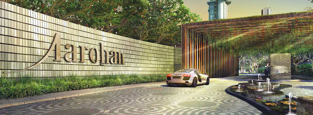 Luxury Homes in Vipul Aarohan, Sector-53, Golf Course Road, Gurgaon