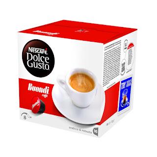 NESCAFÉ DOLCE GUSTO ESPRESSO BUONDI, caffè espresso, 16 capsule (16 tazze)