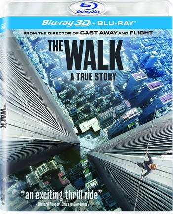 The Walk (2015) 3D Latino