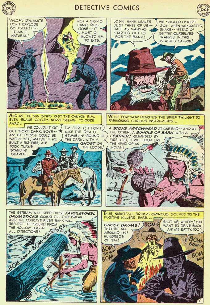 Read online Detective Comics (1937) comic -  Issue #174 - 44
