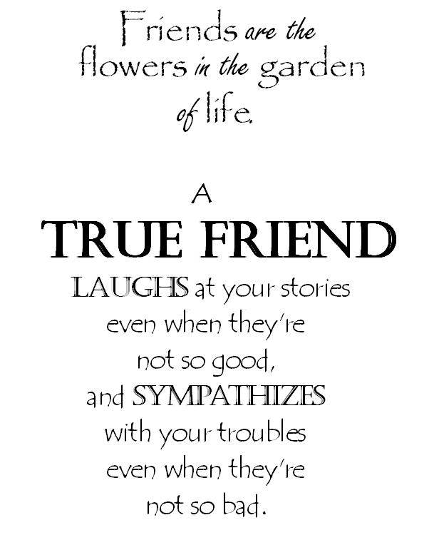 Balahop: I Love My Friends Quotes