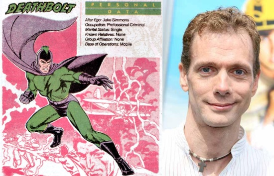 DOUG JONES SERÁ EL VILLANO DEATHBOLT