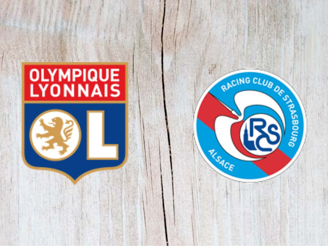 Lyon vs Strasbourg - Highlights - 24 August 2018