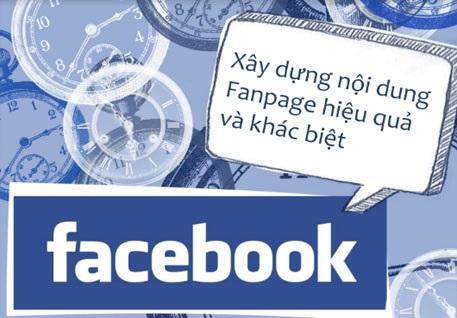 Chia Sẻ Tài Liệu Xây Dựng Nội Dung Hiệu Quả Cho Fanpage Facebook