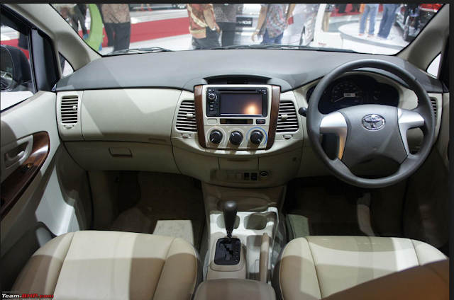 2016 Toyota Innova Spied- Pictures And Details
