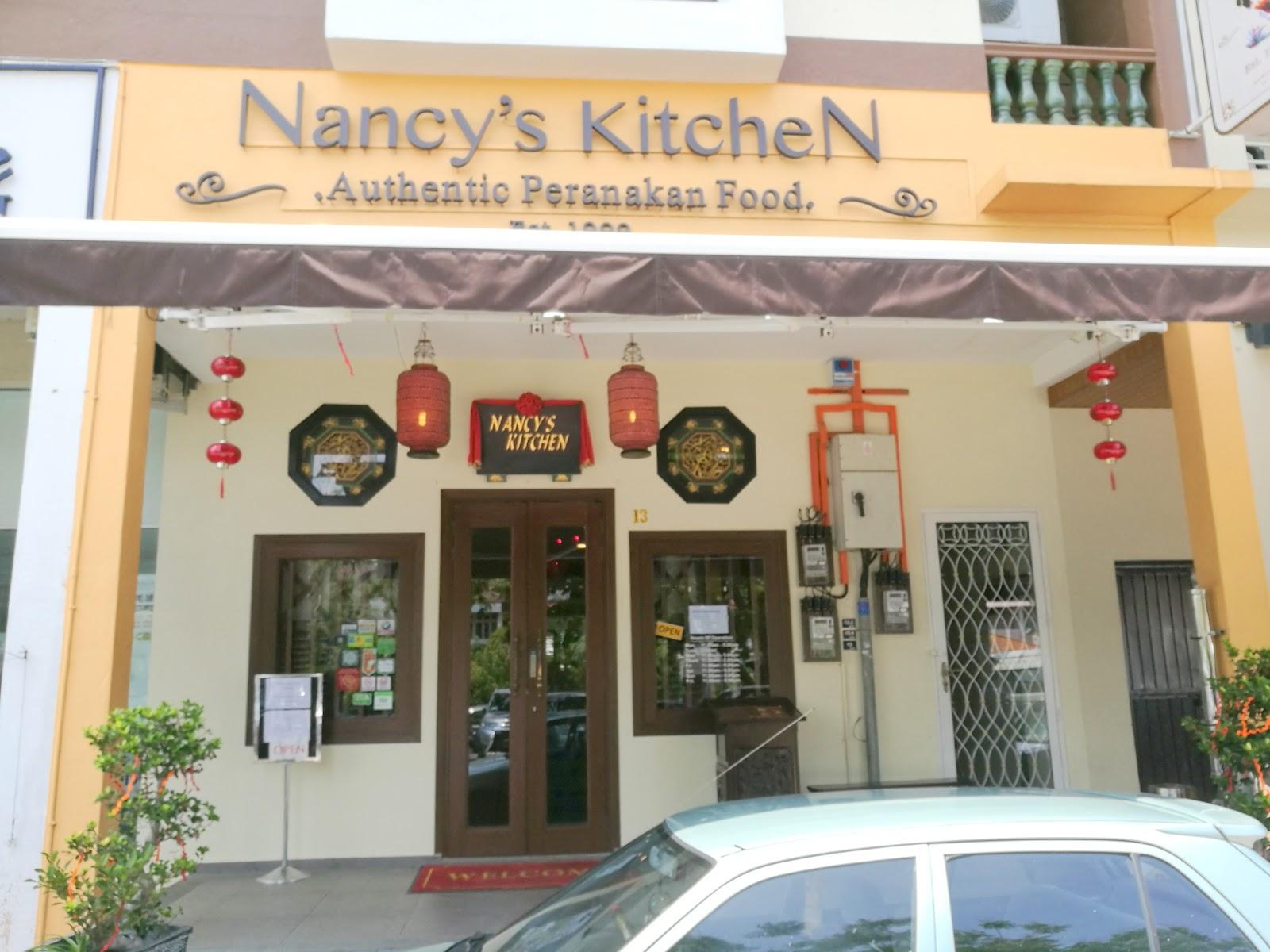 Nancy S Kitchen Melaka
