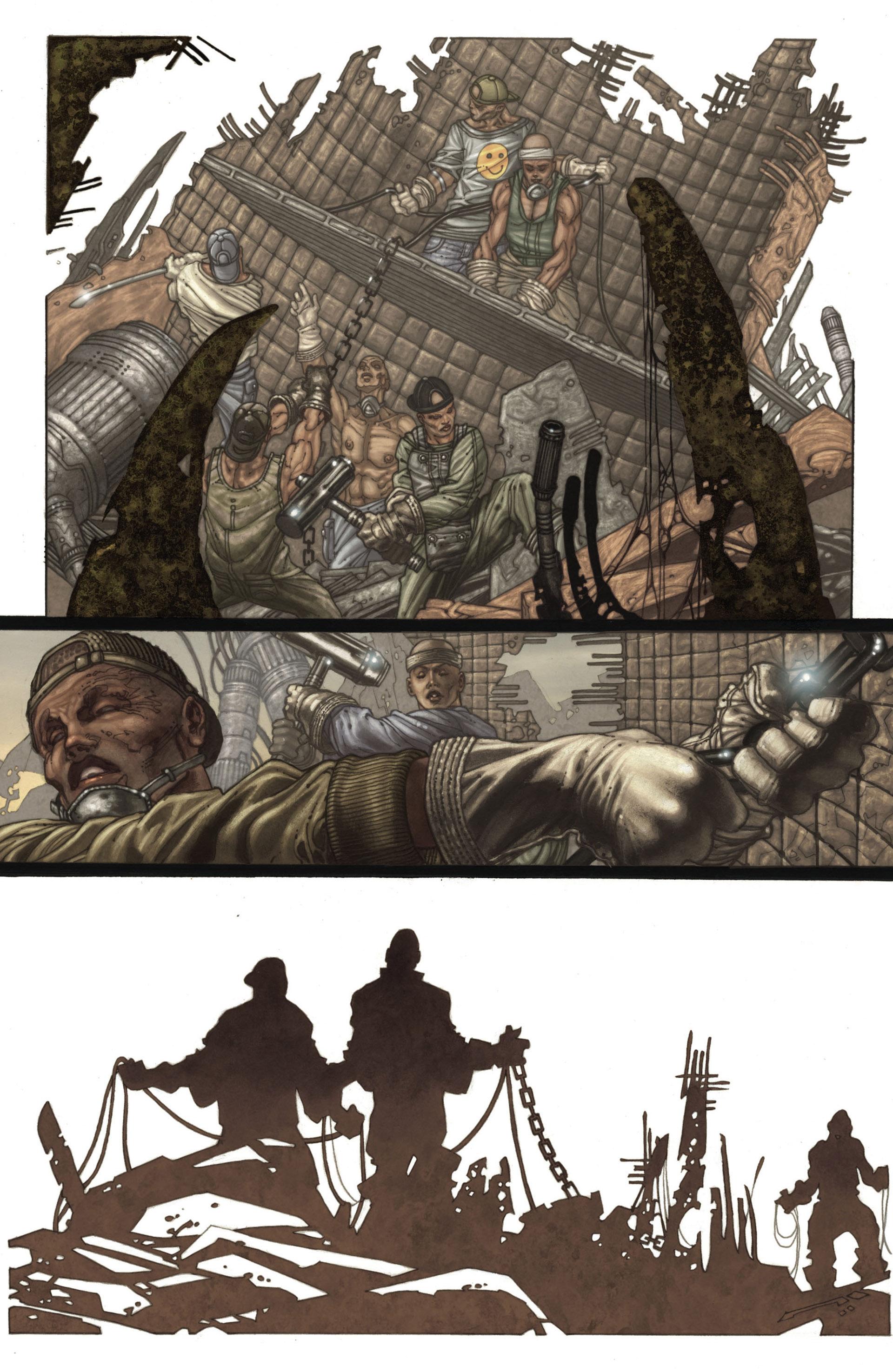 Read online Astonishing X-Men (2004) comic -  Issue #26 - 5