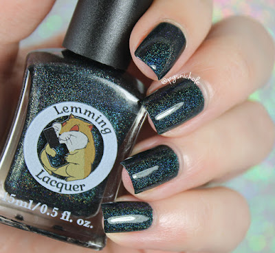 Lemming Lacquer Tactleneck | Damn It, I Had Something For This: Part Two