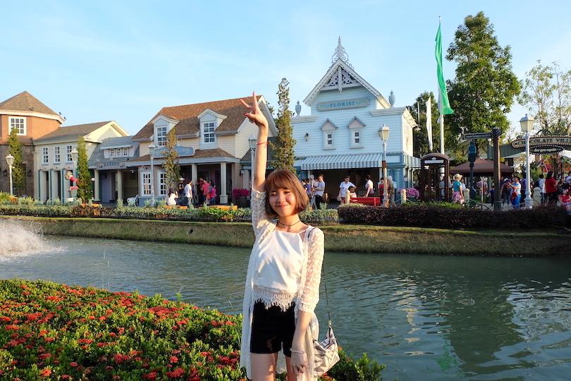 Chocolate Ville Bangkok Chanwon Com Beauty Travel