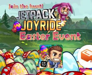 تحميل لعبة جيتباك جويريد مجانا 2019  Download Jet pack Joyride Free
