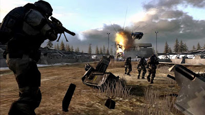 Download Battlefield 2142 Highly Compressed Game For PC