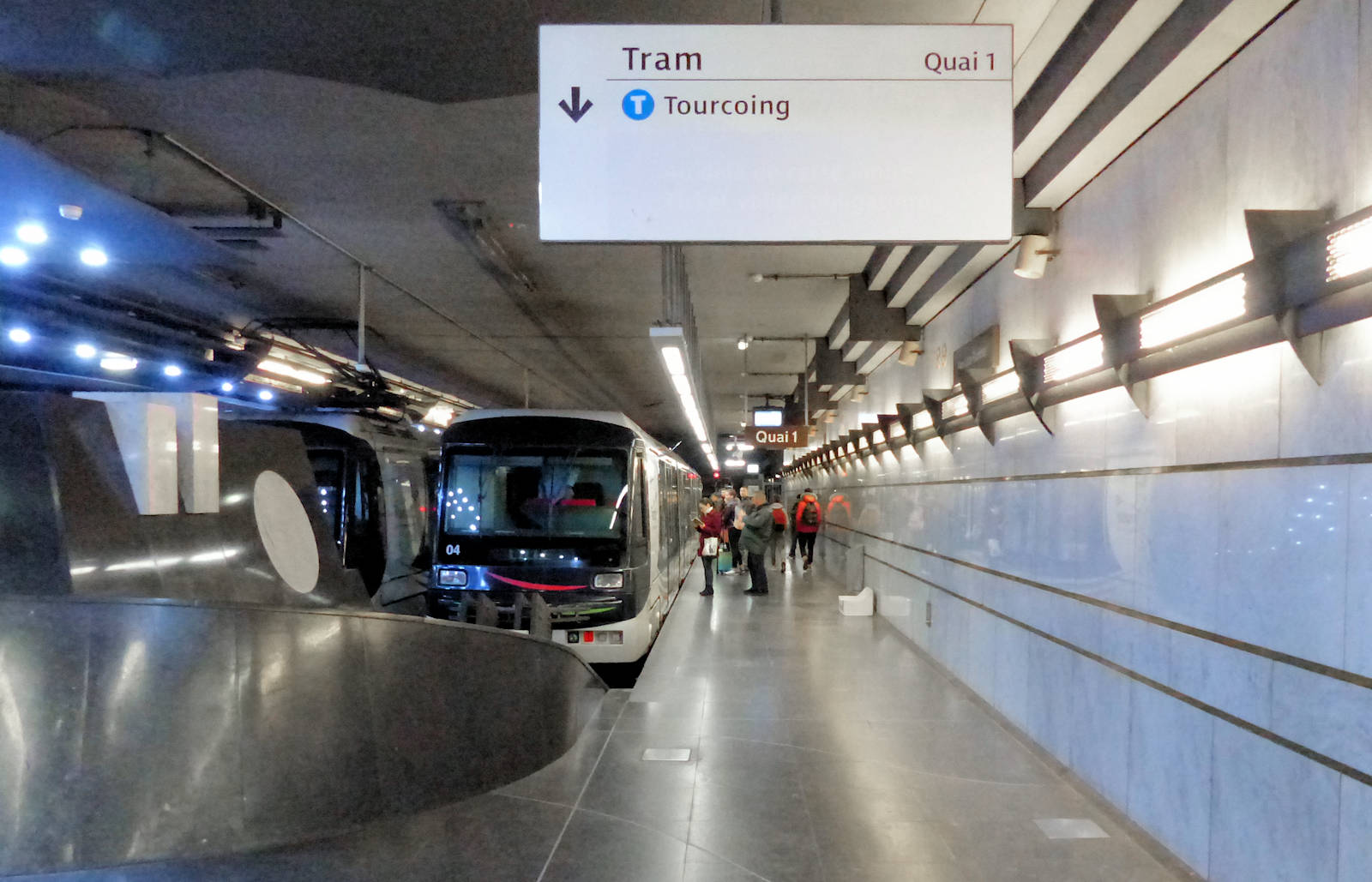 Tramway Gare Lille-Flandres