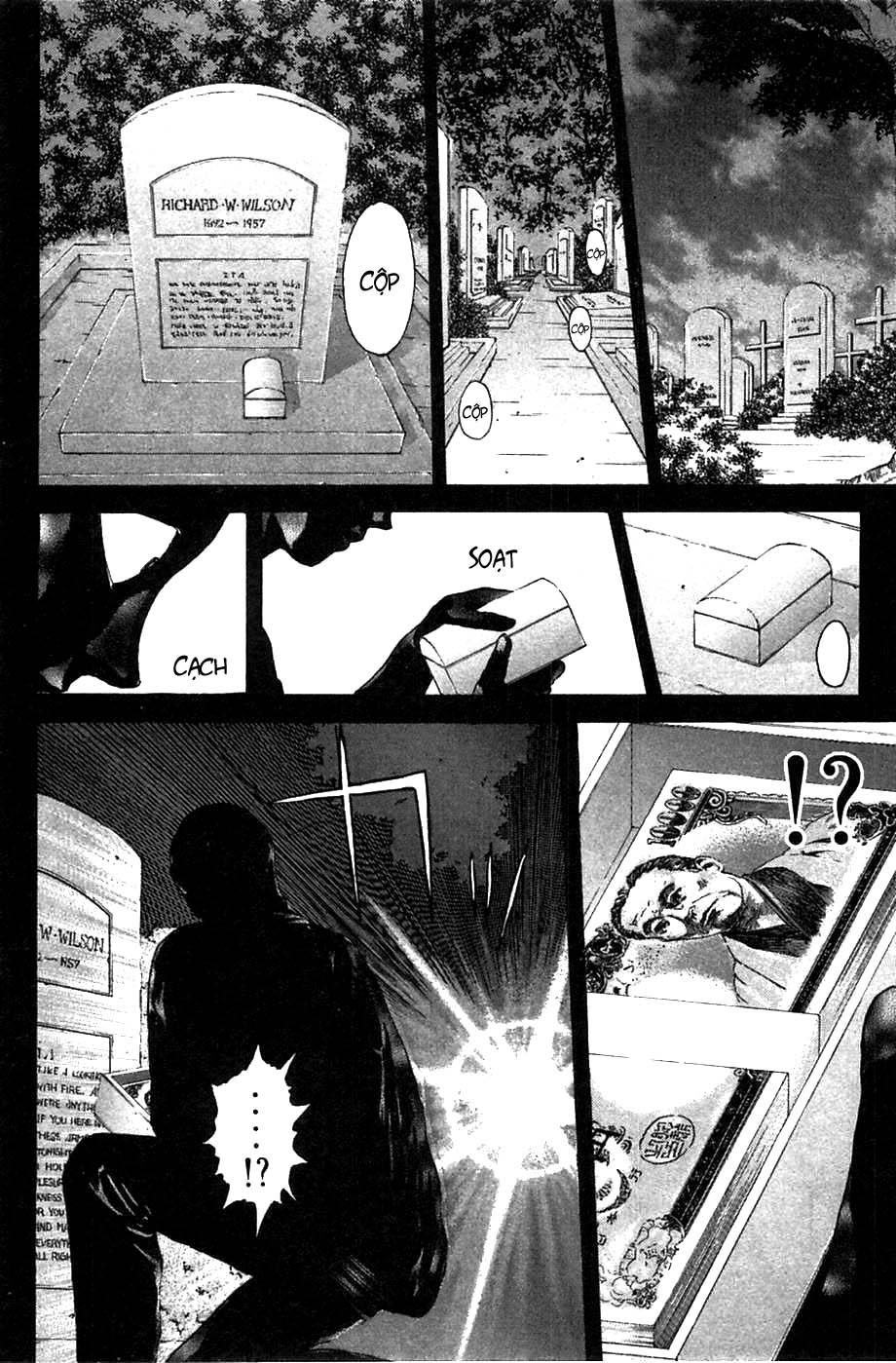 Psychometrer Eiji chapter 38 trang 21