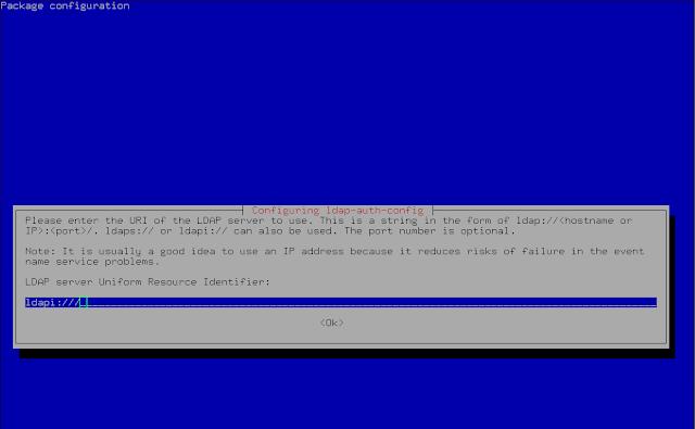 Praxis: LDAP Client on Ubuntu 10 04 LTS
