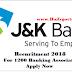 JK Bank Banking Associate Exam Date Announced