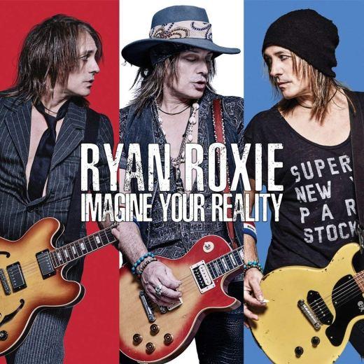 RYAN ROXIE - Imagine Your Reality (2018) full