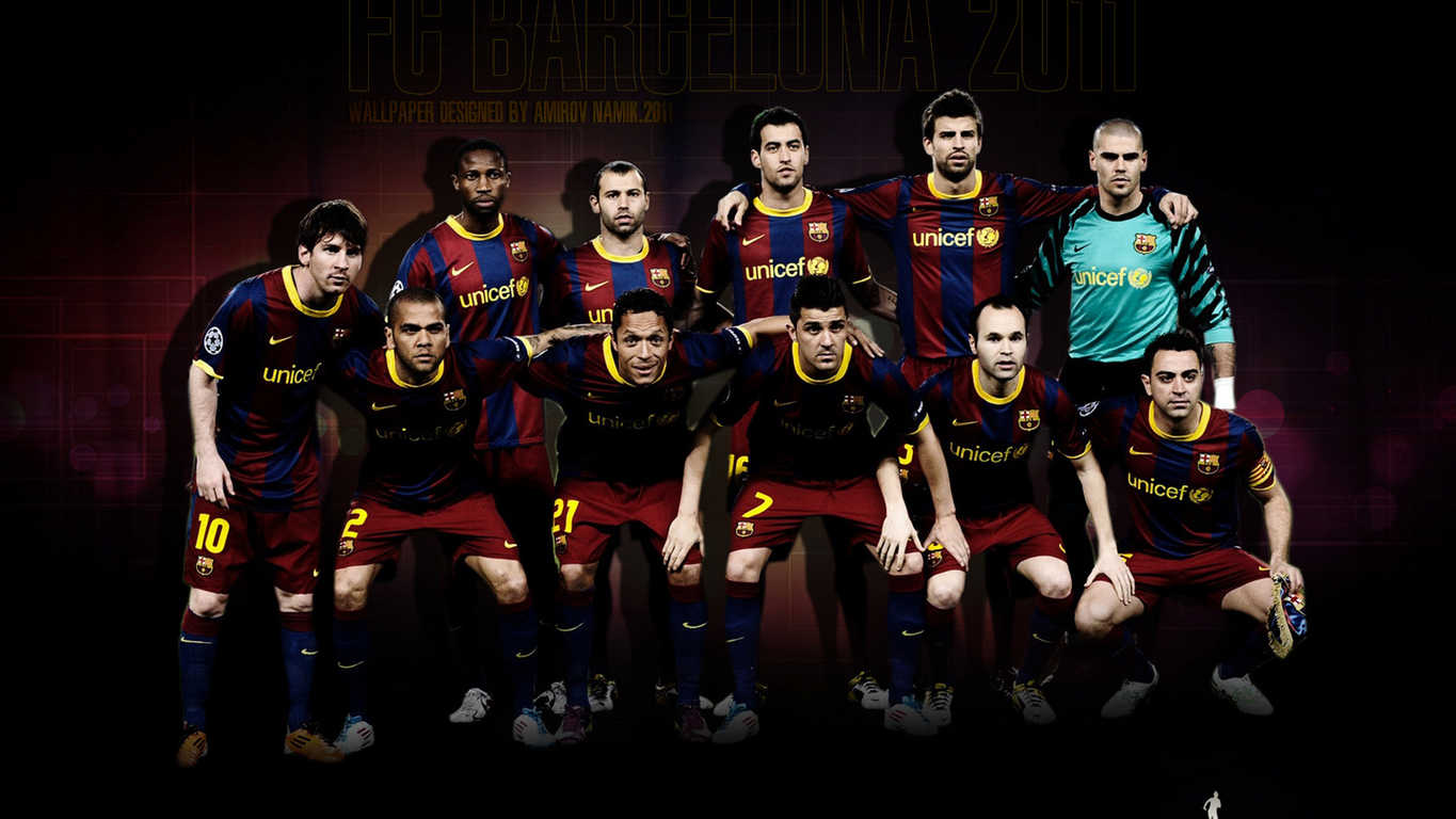 Fondos De Pantalla Del Fútbol Club Barcelona Wallpapers: FC Barcelona Wallpapers HD 2012