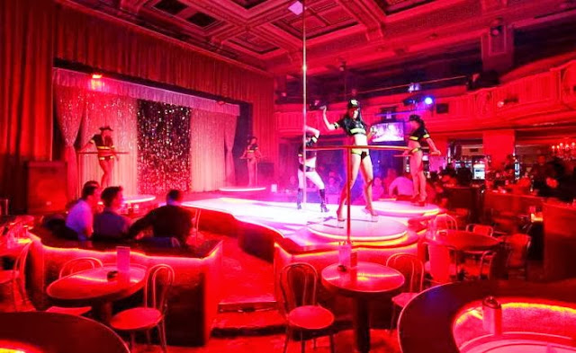 Stripper Bar Las Vegas Strip