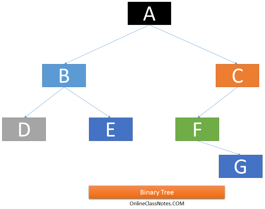 What is Tree in Data Structure? Explain different types of