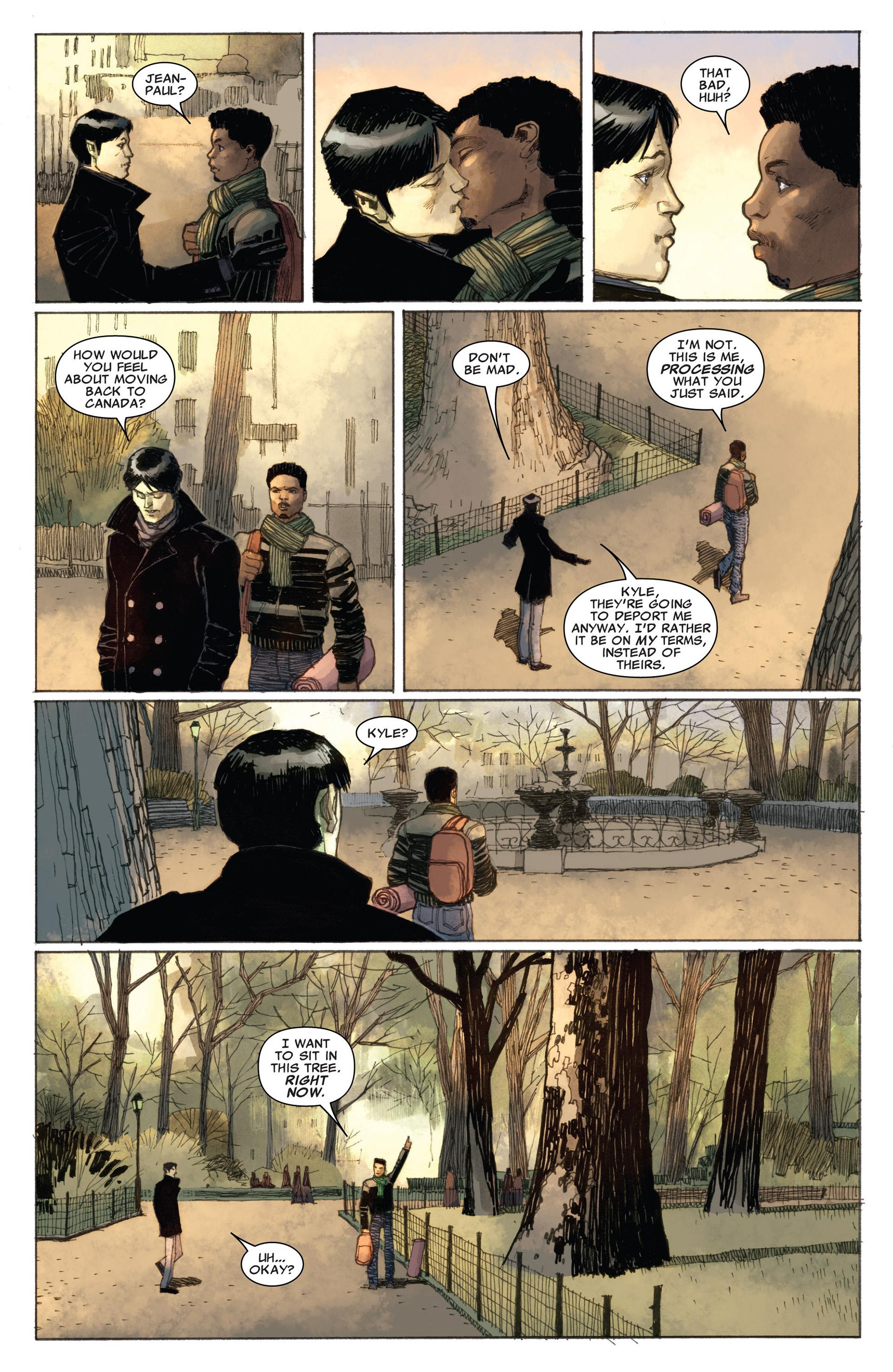 Read online Astonishing X-Men (2004) comic -  Issue #59 - 8
