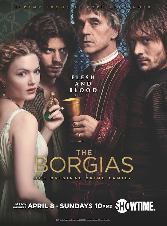 The Borgias – Saison 2 [Complete] [Streaming] [Telecharger]