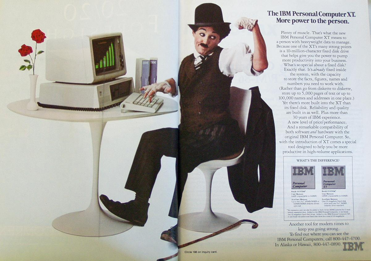 Mighty Lists 15 Vintage Computer Ads