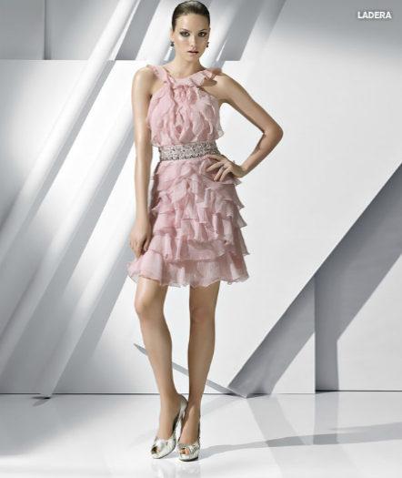 Pronovias Cocktail Dresses 2012