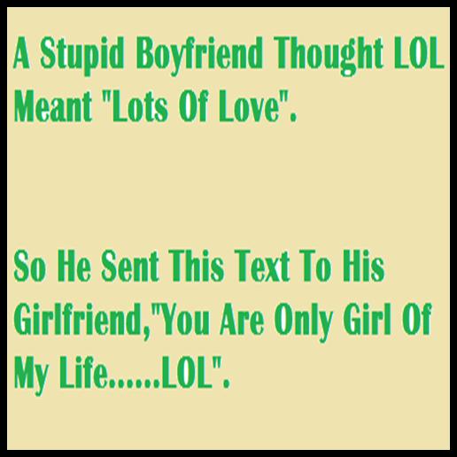 Dumb Boyfriend Quotes