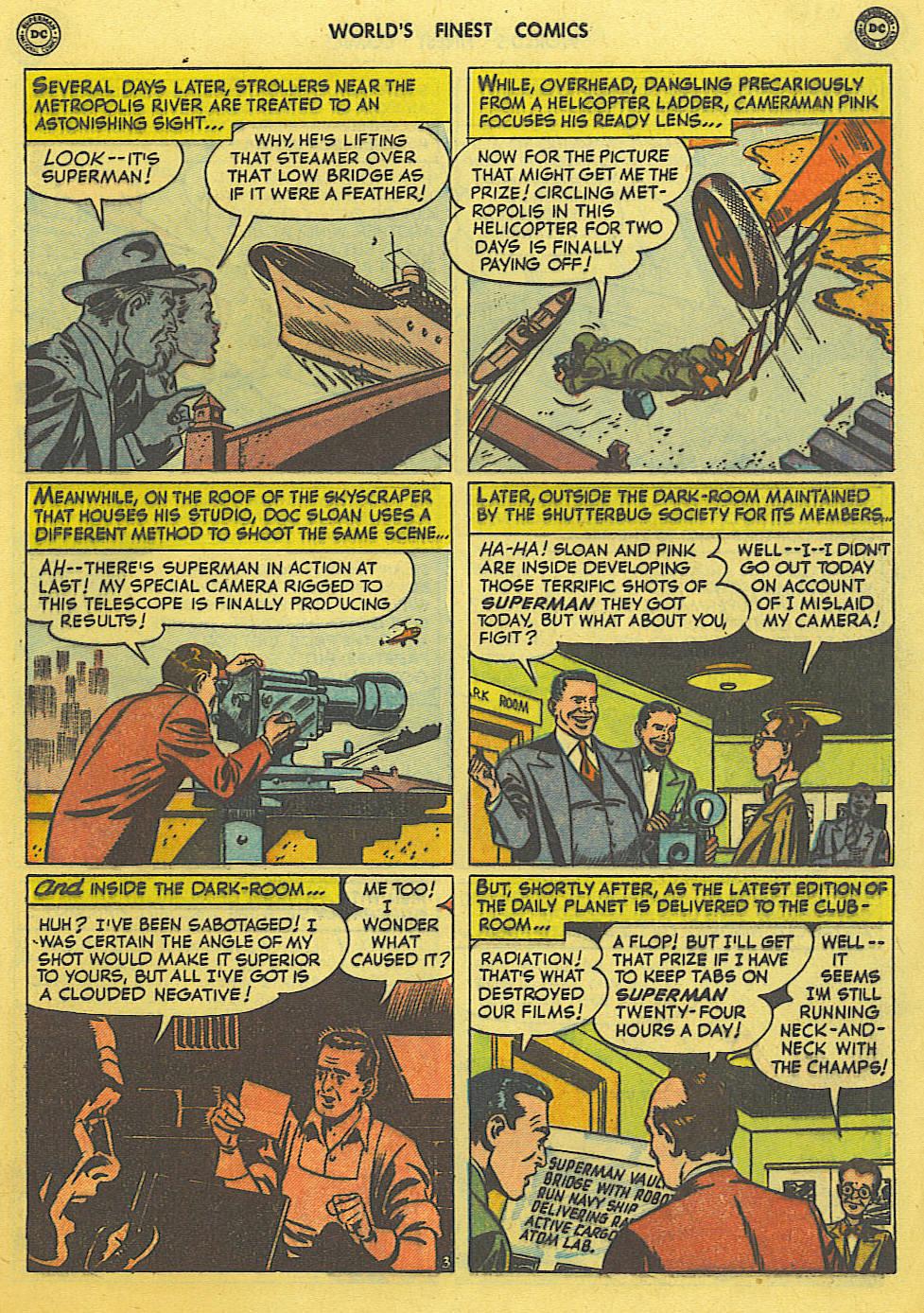 Read online World's Finest Comics comic -  Issue #49 - 5