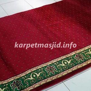 harga karpet masjid meteran tanggerang