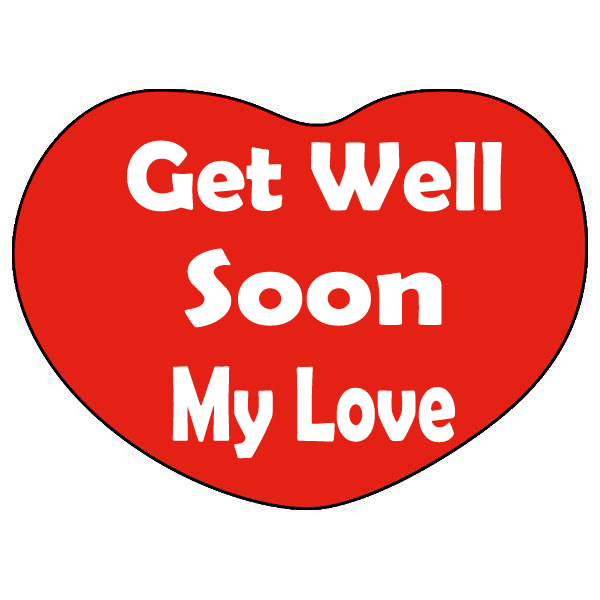 Get Well Soon Images for Girlfriend, Boyfriend